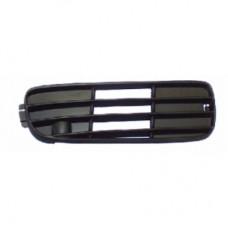Решетка в бампере переднем, правая для Audi 80 (B4)